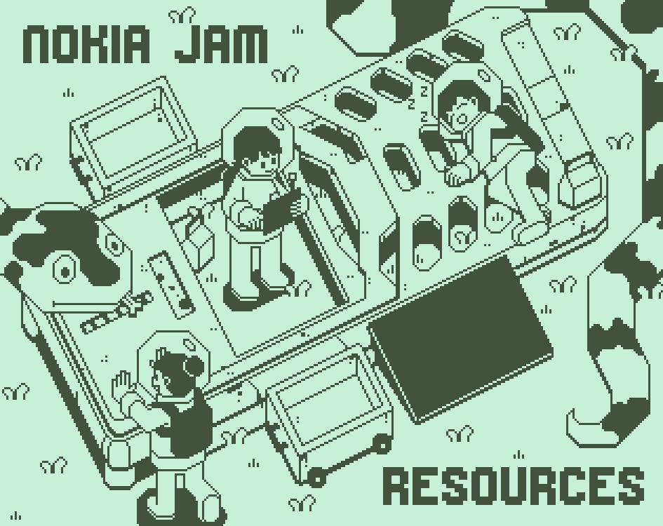 Nokia 3310 Jam Resources