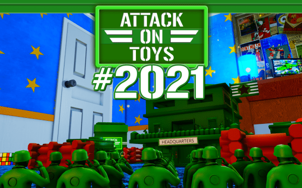 Attack on Toys 2021