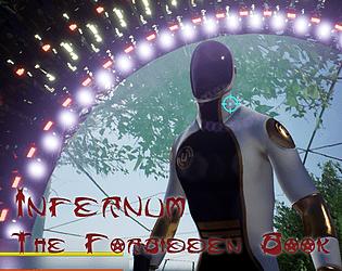Infernum - The Forbidden Book : Maze Part1 Beta