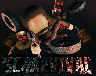 Scrapvival [Free] [Survival] [Windows] [macOS] [Linux]