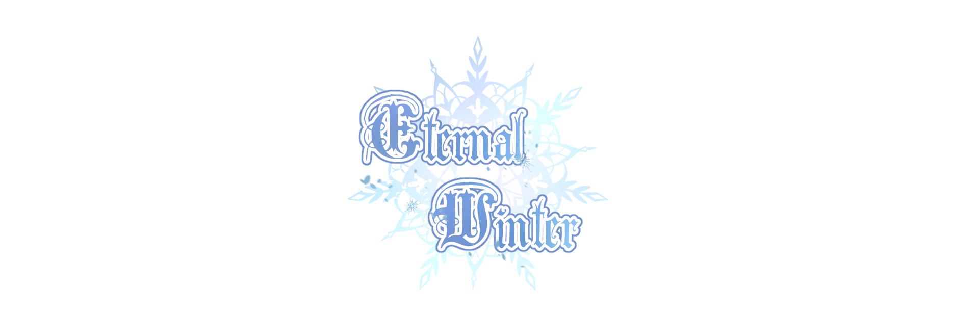 Eternal Winter [Summer Novel Festival 2021]