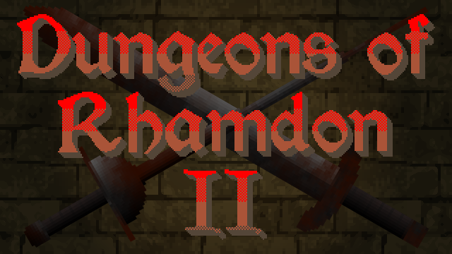 Dungeons of Rhamdon II BETA