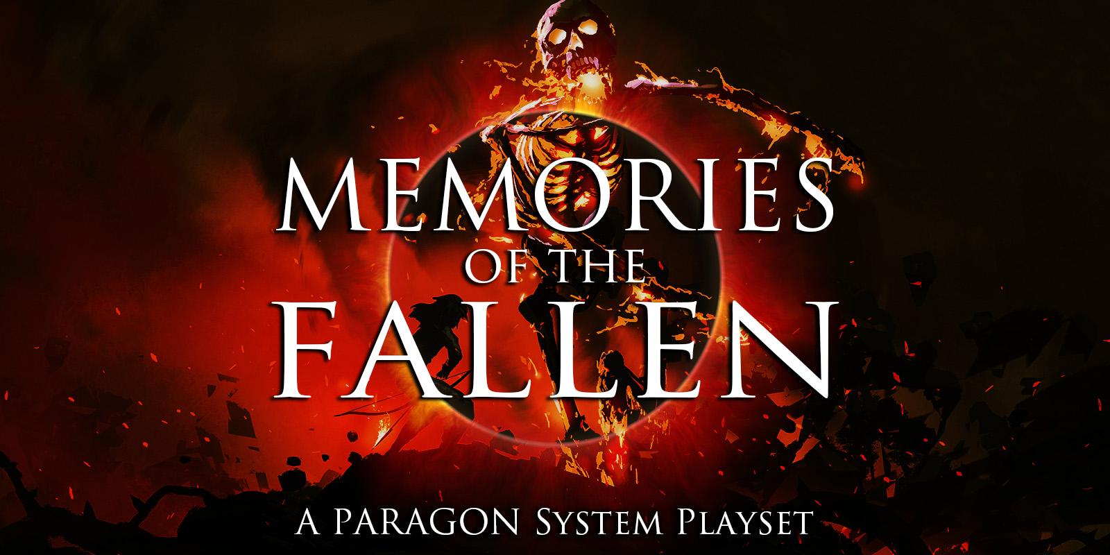 Memories of the Fallen: AGON Playset