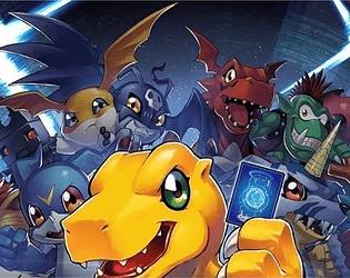 Digimon Card Game (Windows 64) [Free] [Card Game] [Windows]