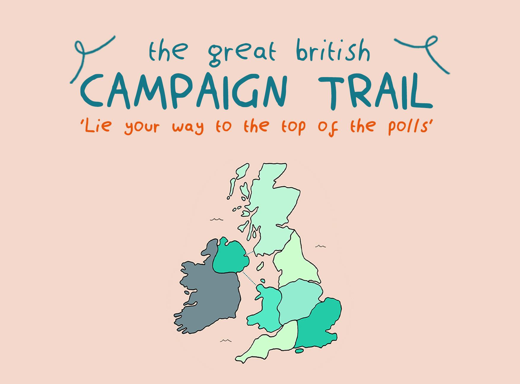 The Great British Campaign Trail