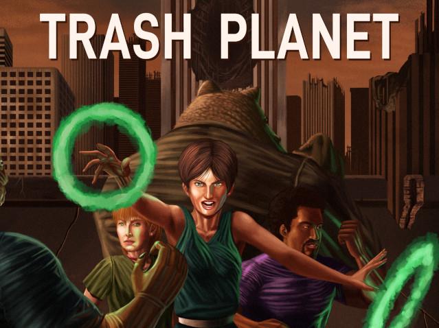 TRASH PLANET