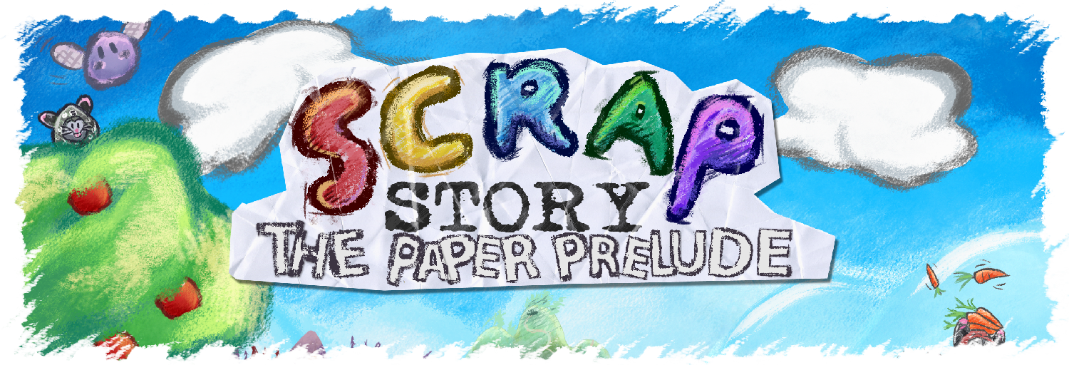 Scrap Story: The Paper Prelude