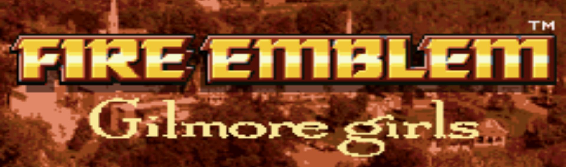 Fire Emblem Gilmore Girls Edition