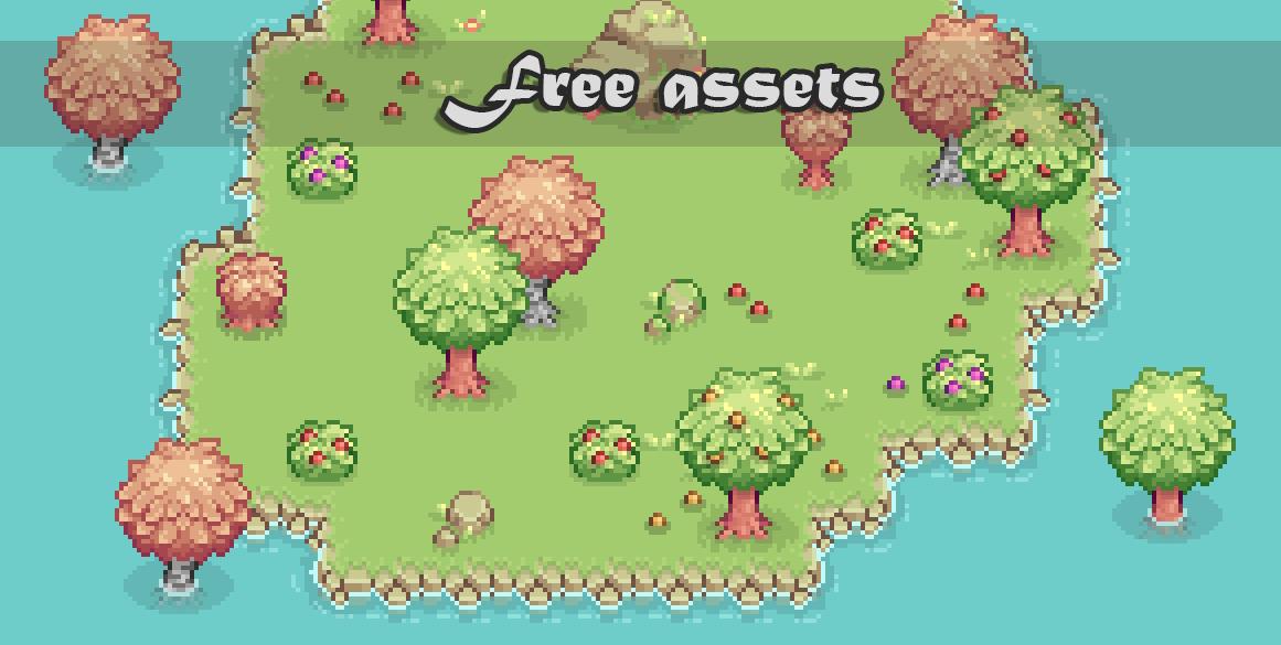 Natural free assets