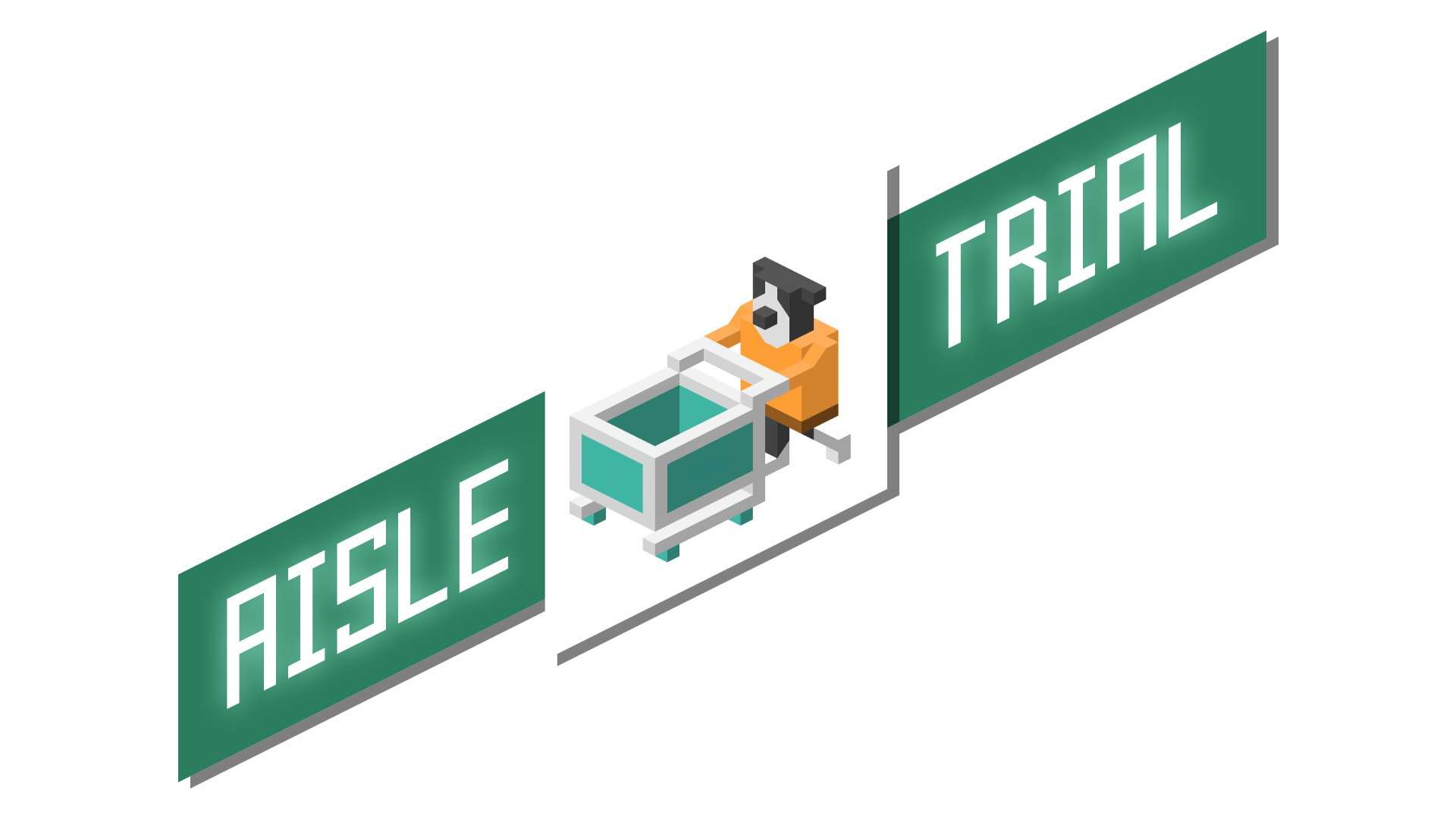 Aisle Trial: Puzzle Game! 🧩
