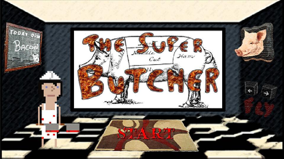 The Super Butcher