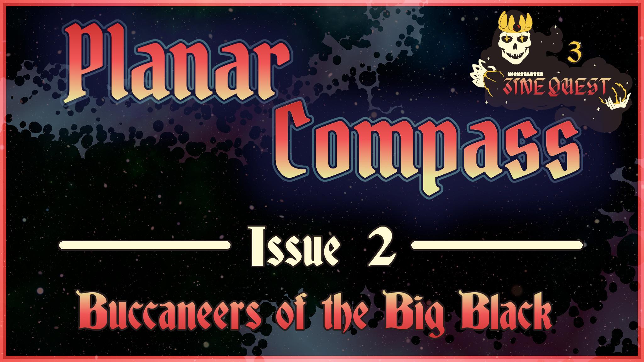 Planar Compass Issue 2
