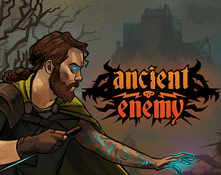 Ancient Enemy [$14.99] [Card Game] [Windows]