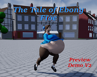 The Tale Of Ebony Floe Preview Demo Version 2