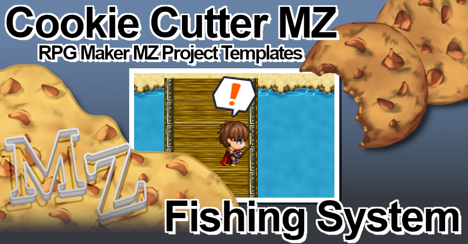 Cookie Cutter MZ - Fishing System