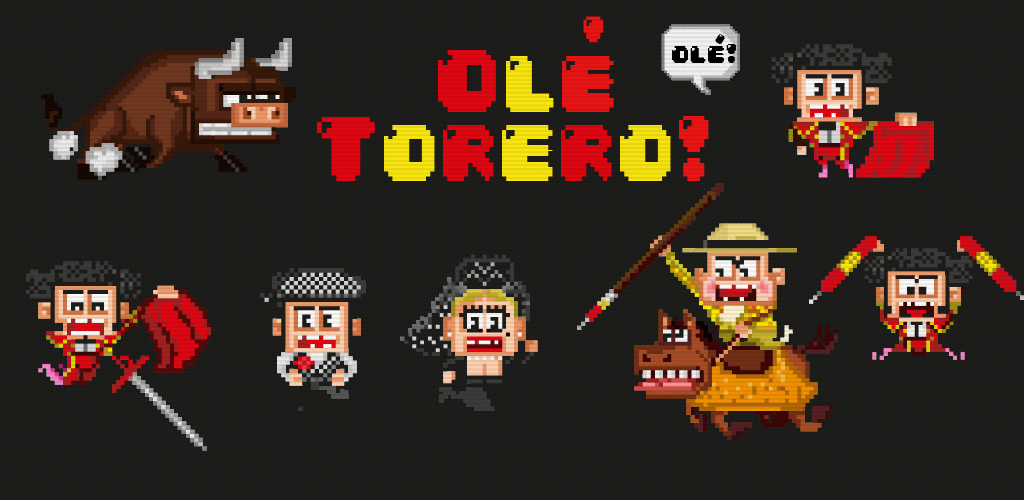 Ole torero!