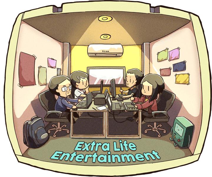 Extra Life Entertainment Team