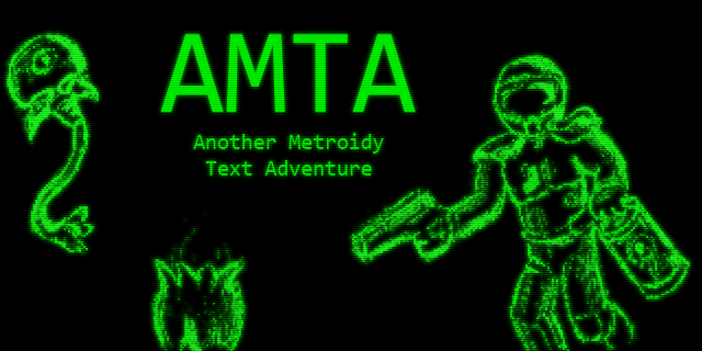 Another Metroidy Text Adventure