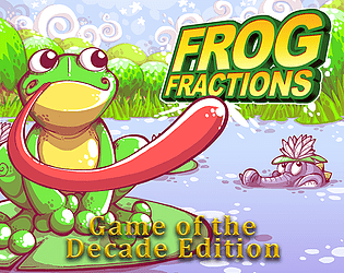 Frog Fractions: Game of the Decade Edition [20% Off] [Free] [Adventure] [Windows]