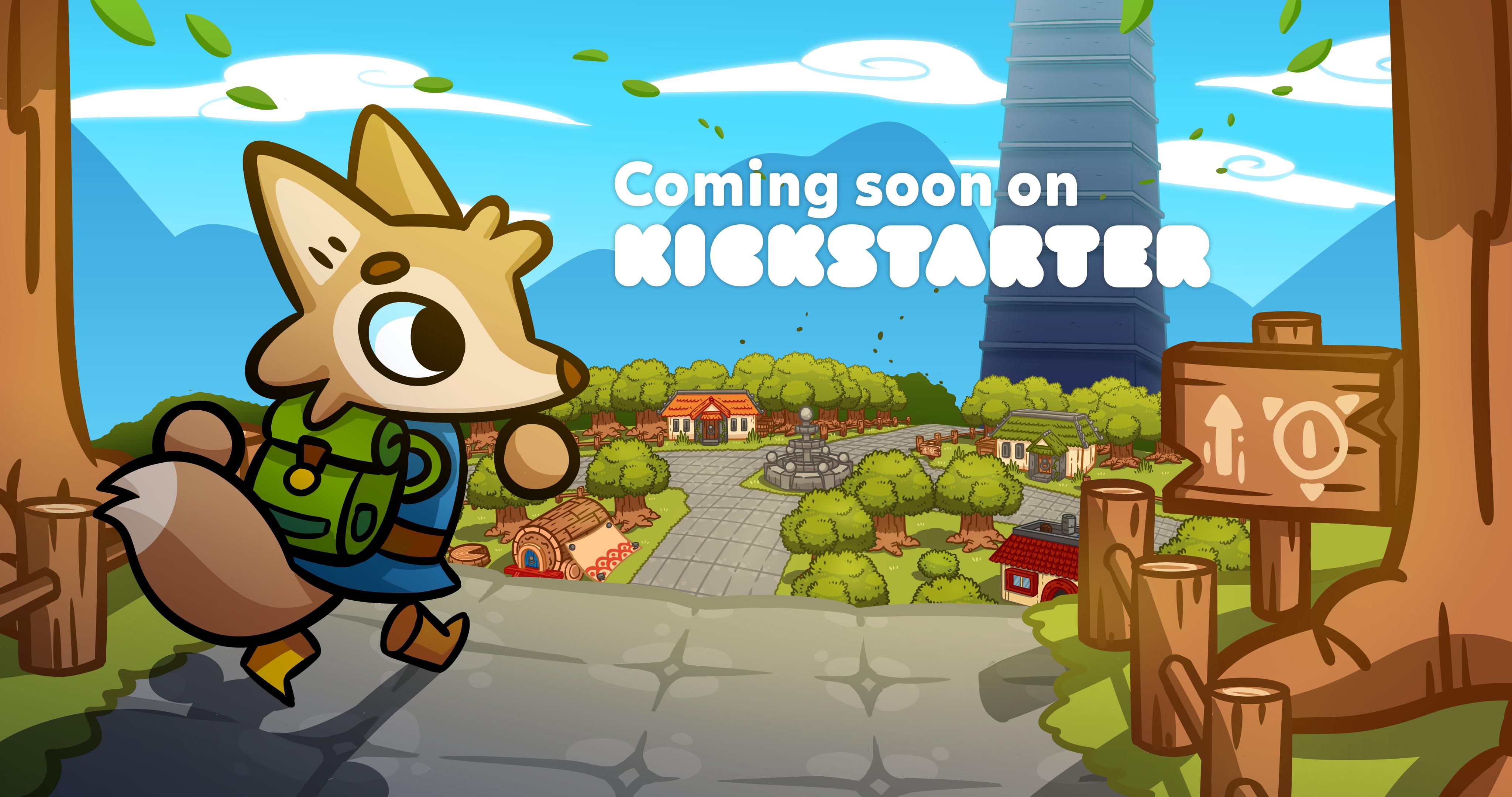 Soon on Kickstarter!