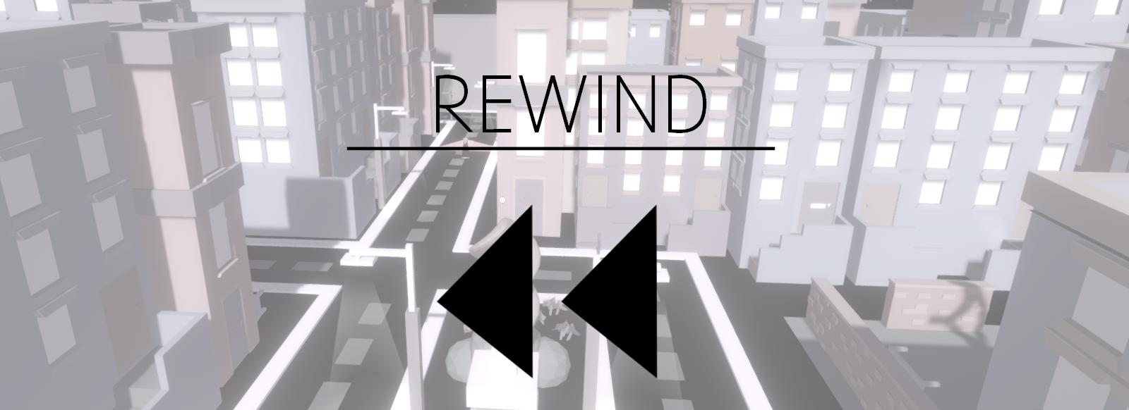 Rewind - Brackeys Game Jam 2020