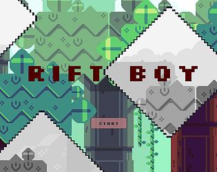 Rift Boy [Free] [Platformer] [Windows]
