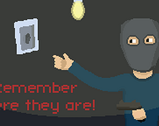 Remember where they are ! [Free] [Shooter] [Windows]