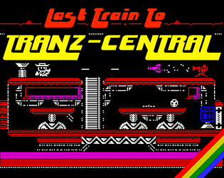 Last Train To Tranz-Central [£1.99] [Action] [Windows] [macOS] [Linux]