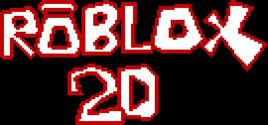 Roblox 2D