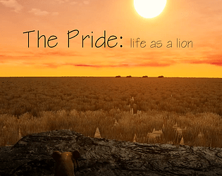 The Pride: life as a lion [Free] [Adventure] [Windows]