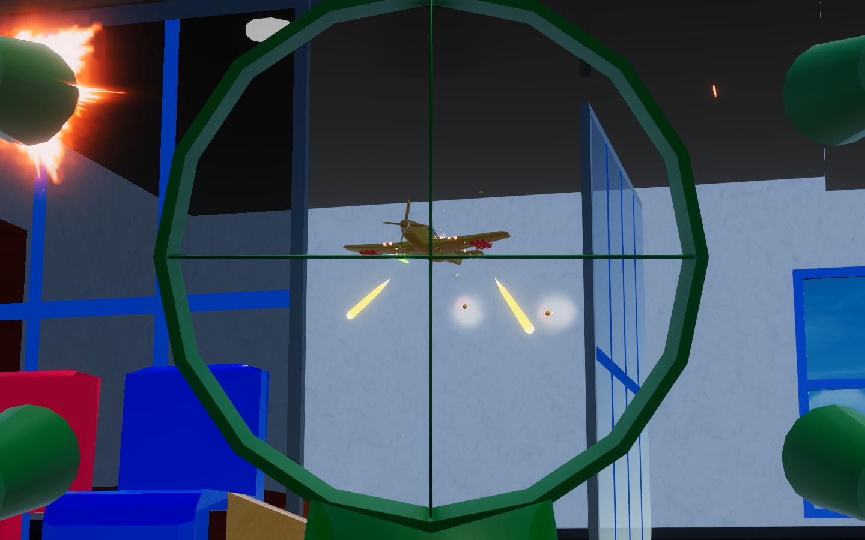 Flak Tower Flakvierling 38 AA-Turret Lv.3 - Aim