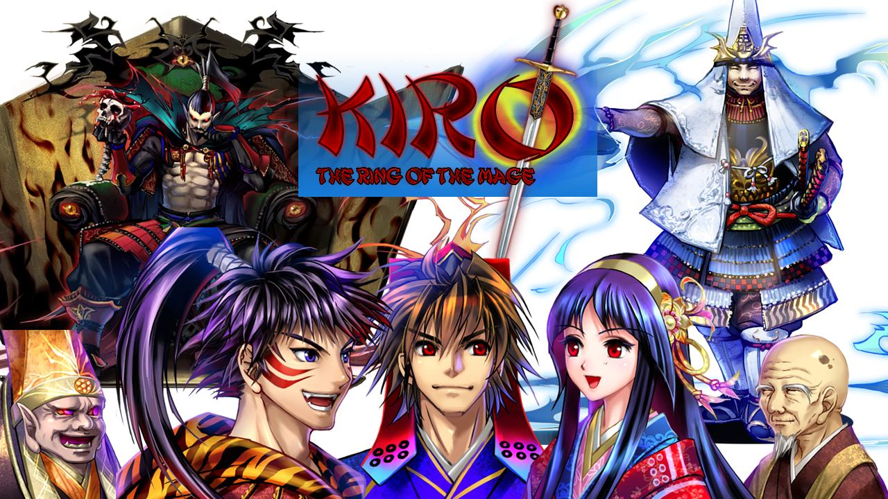 Kiro: The Ring Of The Mage (Español)