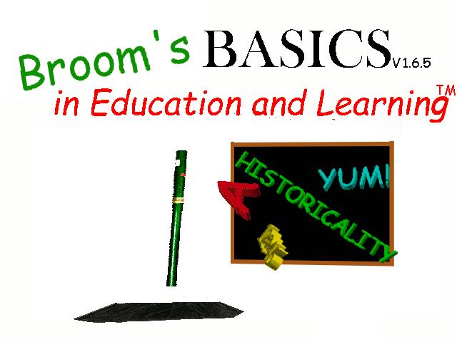 Broom's Basics