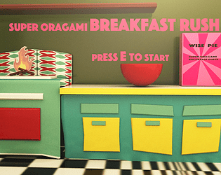 Super Breakfast Rush [Free] [Other] [Windows]