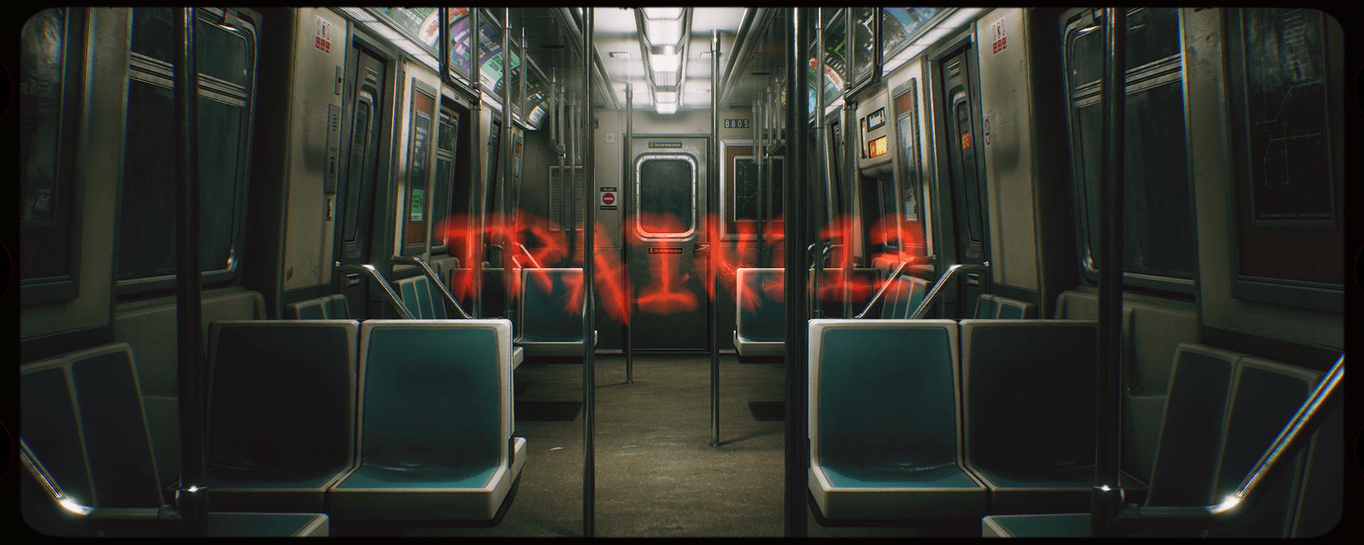 Train 113 - Horrorgame