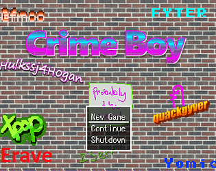Crimeboy (Chain Game) [Free] [Other] [Windows]