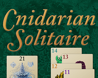 Cnidarian Solitaire [Free] [Card Game] [Windows] [Linux]