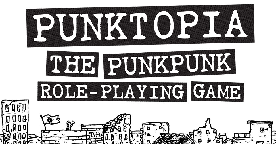 Punktopia: The Punkpunk Role-Playing Game