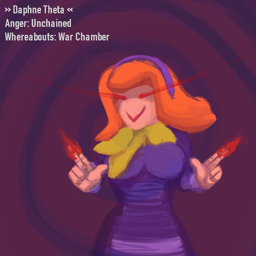 Daphne Theta