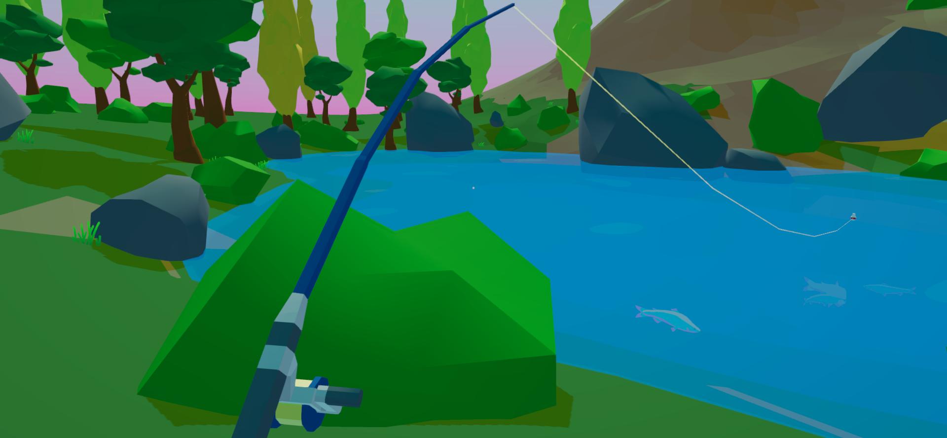 Fishing Prototype 0.1a