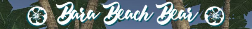 Bara Beach Bear