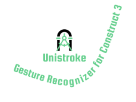 Unistroke Gesture Recognition for Construct 3