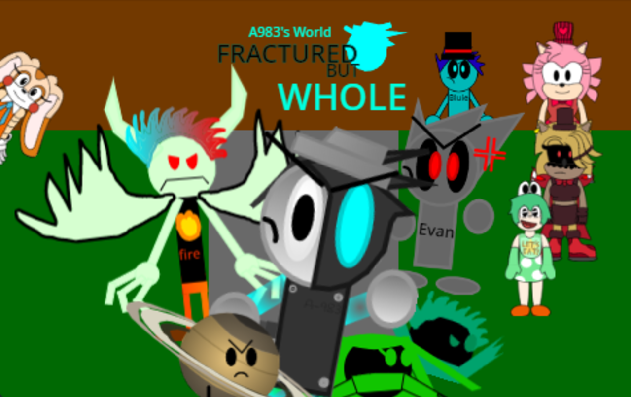 A983's World: Fractured But Whole