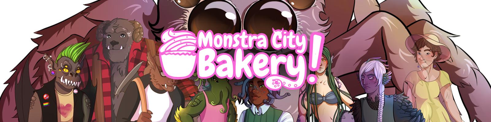 Monstra City Bakery!! (DEMO)