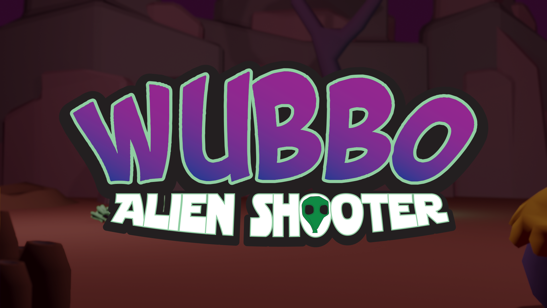 Wubbo Alien Shooter