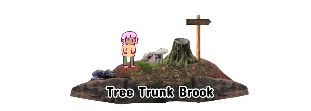 Tree Trunk Brook