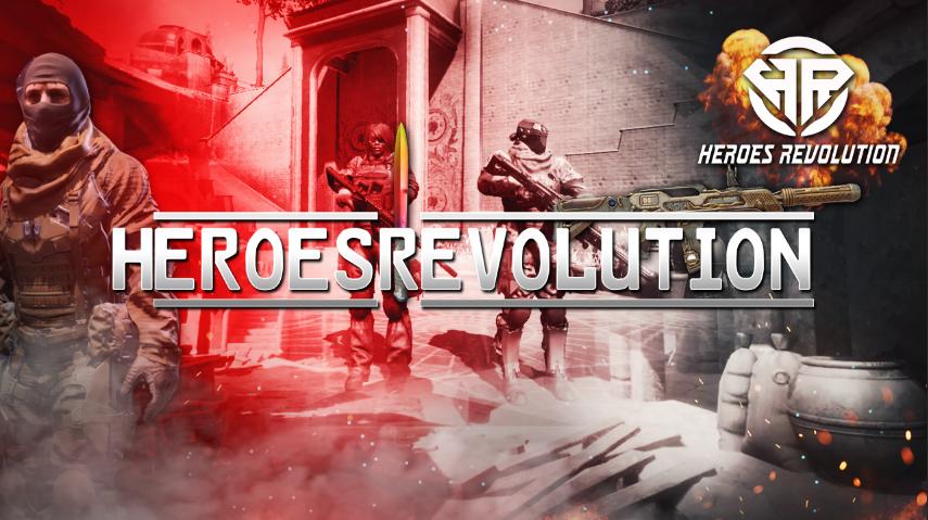 Heroes Revolution - Multiplayer FPS