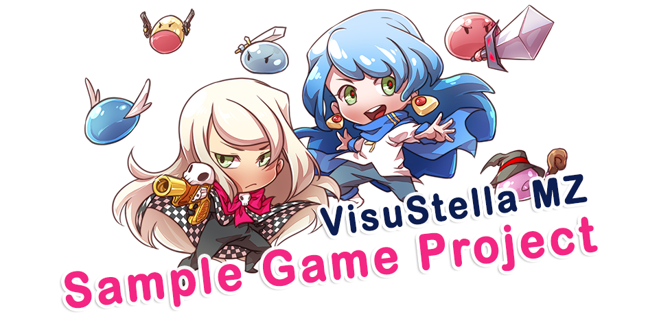 [VisuStella MZ] Sample Game Project
