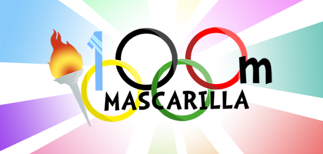 100m Mascarilla
