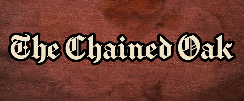 Cover of The Chained Oak.